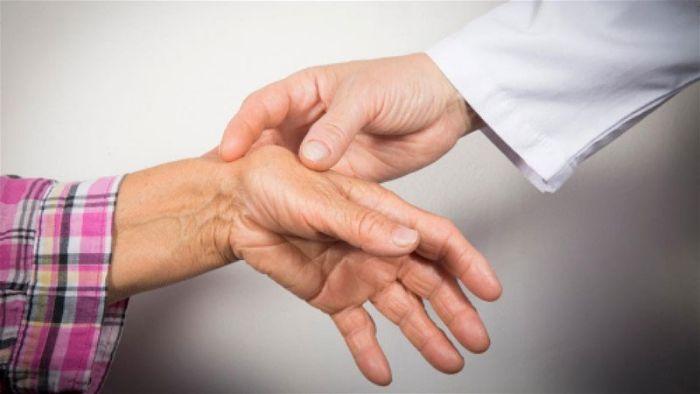 Chữa trị ở bệnh nhân bị phong