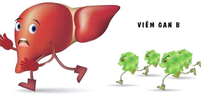 Nguyên nhân lây truyền bệnh viêm gan B