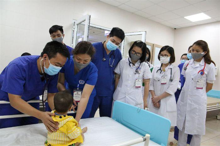 Phương pháp điều trị bệnh ở trẻ nhỏ