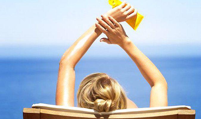 Lựa chọn kem chống nắng cho da dầu