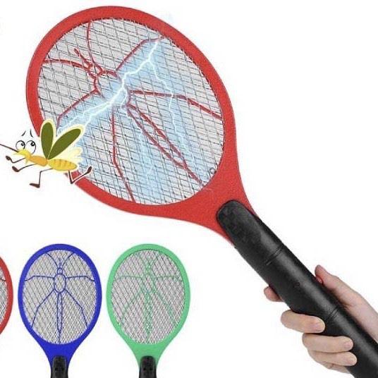 7dùng Vợt muỗi